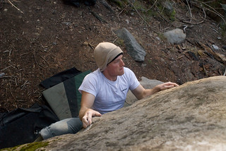 two late fall bouldering trips | by ryan.bressler