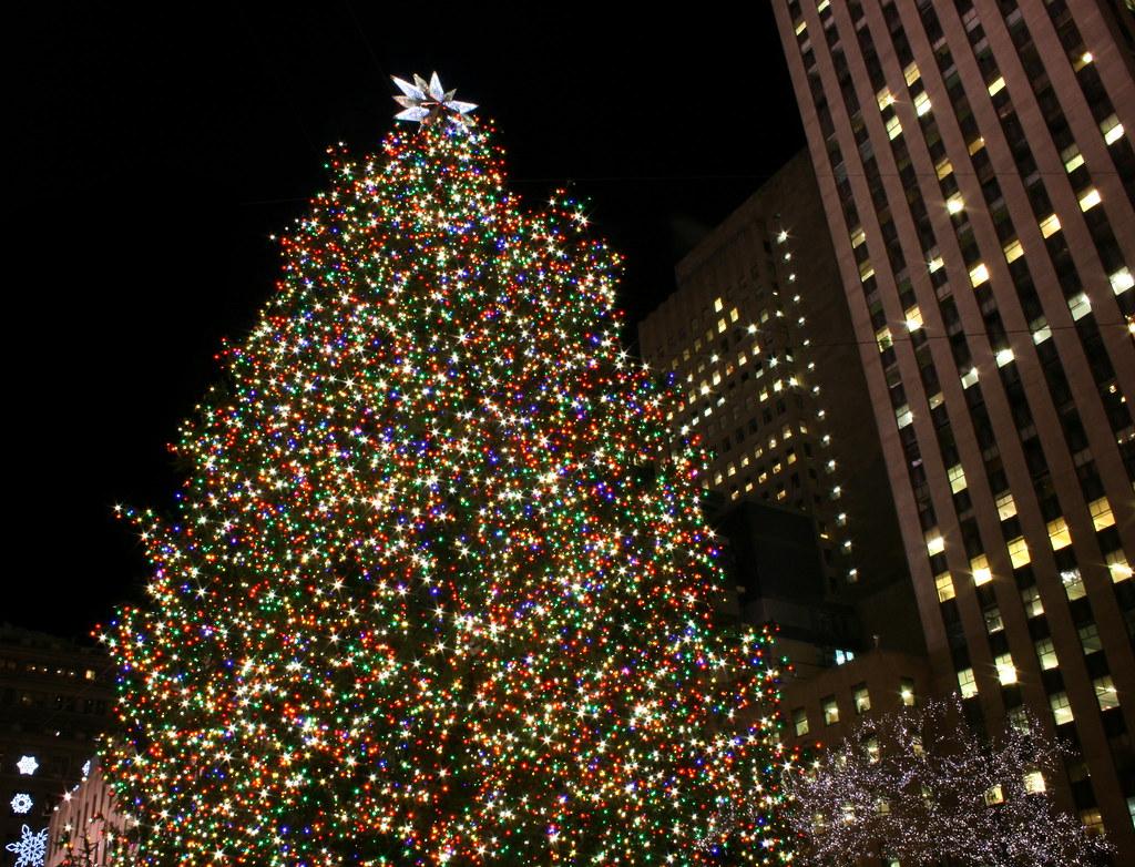 Rockefeller Center Christmas Tree in New York City | Flickr