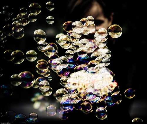 Bubble Land | by -Bennie-