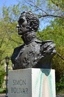 Simon Bolivar | by Monument City