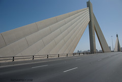 Bridge in Bahrain | by radiant guy