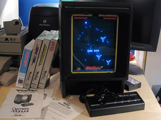 Vectrex: vector gaming goodness! | by blakespot