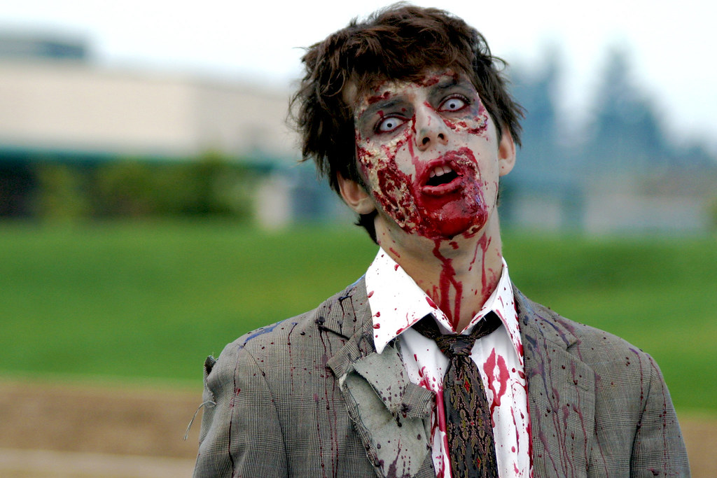 zombie this is undoubtedly my most popular photo it has flickr