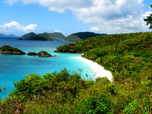Trunk Bay | by Rennett Stowe