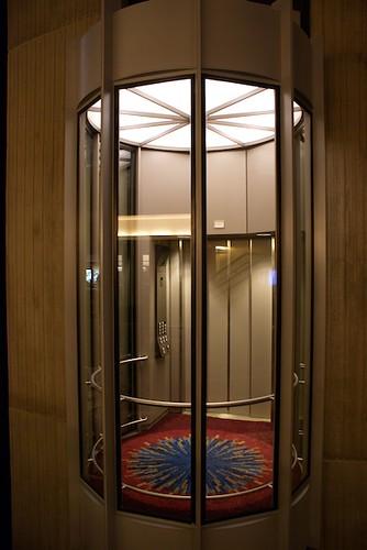 Otis Elevator At The Marriott Marquis Atlanta