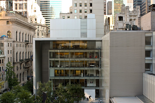 Moma terrace cafe museum of modern art new york city for Terrace 5 moma