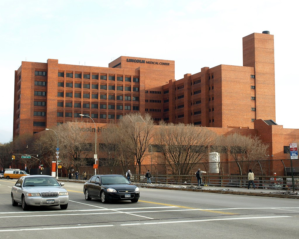 Lincoln Medical And Mental Health Center South Bronx New Flickr