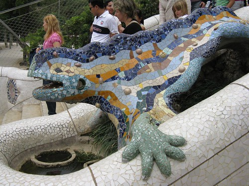 Park Guell | by maxare
