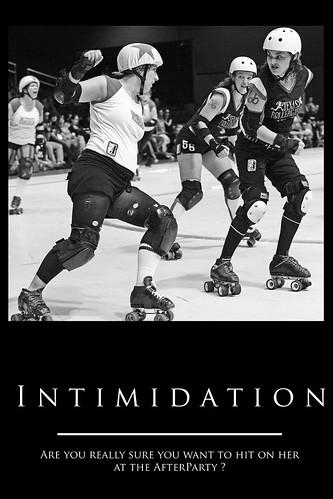 Intimidation Smopho Flickr