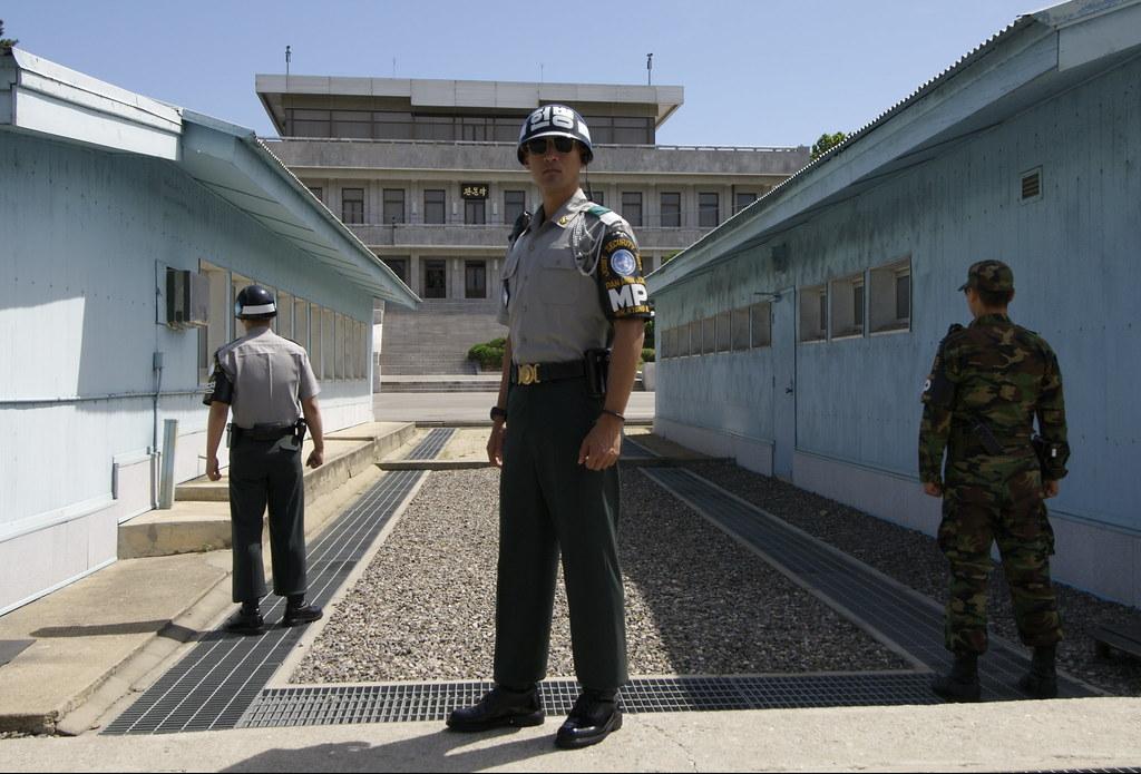 Dmz South Korea By U S Army Korea Historical Image Archive