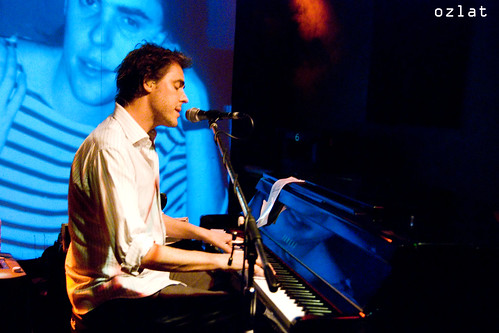 tim freedman @ the vanguard | by ozlat photography