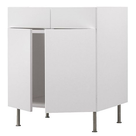 Ikea Kitchen Cabinet Desk Hacks