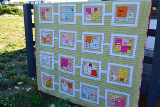 Munki Munki Network Quilt | by sew&sews