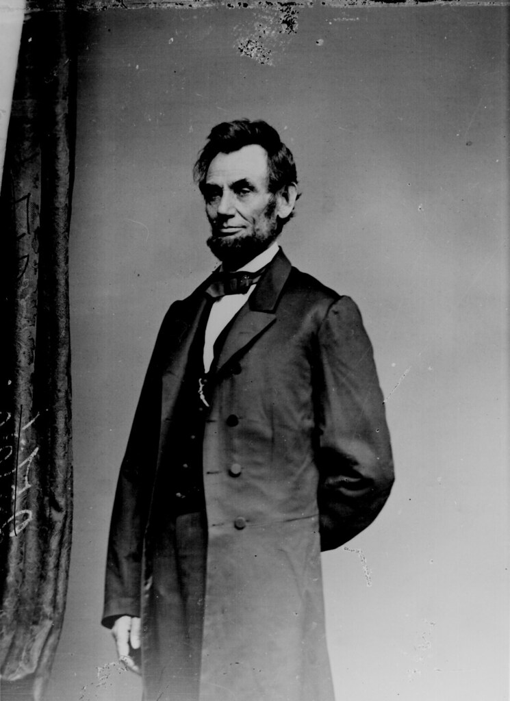 Abraham Lincoln Full Body With Hat
