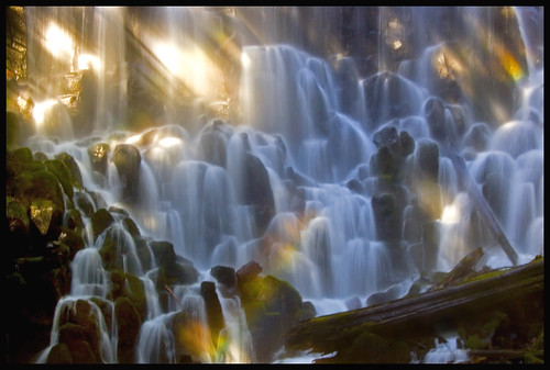 Rainbow Falls (Let the Sunshine In) | by back to Carol Kathleen