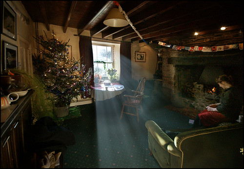 another of the livingroom on Boxing day. | by mike turtle