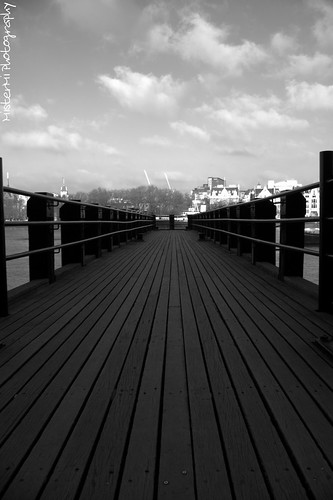 Pier on the Thames | by Stephane Mee