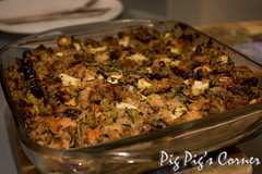 Apple, Sausages & Herbs Stuffing | by pigpigscorner