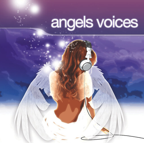 Angels Voices CD Cover | by ZDCA Design & Development