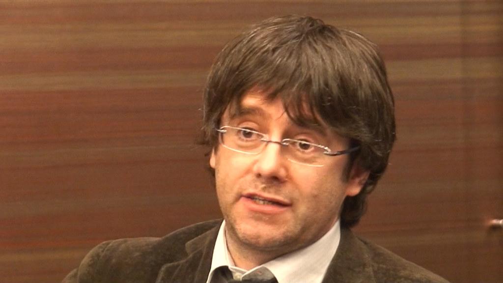 Výsledek obrázku pro Carles Puigdemont