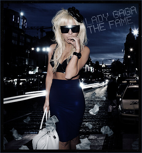 Lady Gaga - The fame | by netmen!