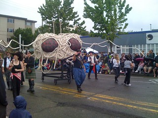 Fremont Solstice Parade 2011 | by Philaros