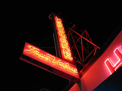 True Value Neon | by Vintage Roadside