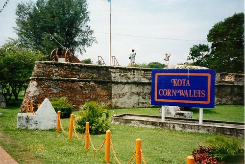 Fort Cornwallis, Penang Malaysia