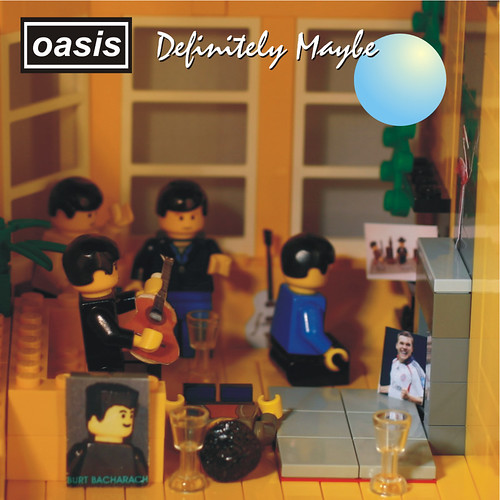 OASIS: Definitely Maybe | by Christoph!