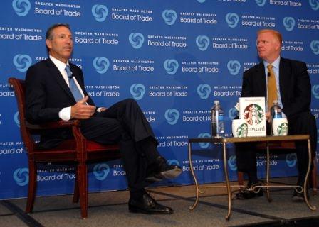 Howard Schultz - BOT, Mar 2011
