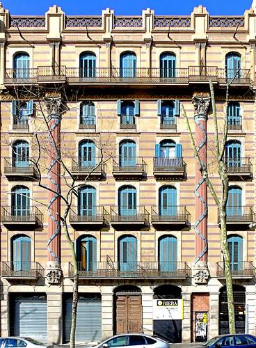 Barcelona ronda sant antoni 043 a casa moritz iii 1890 flickr - Moritz ronda sant antoni ...