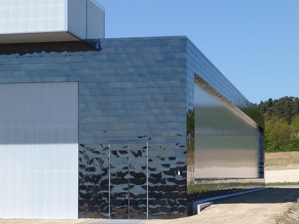 Altdorf, Industrial Building, Metal Cladding   West side. In…   Flickr