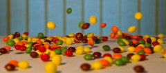 July 5th 2008 - Cascading Skittles | by Spatho
