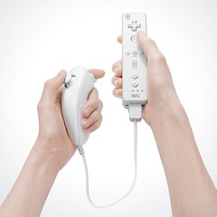 Wii Nunchuck | by gamesweasel