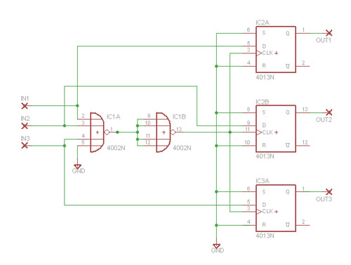 eagle schematic capture: radio button circuit | just learnin… | Flickr