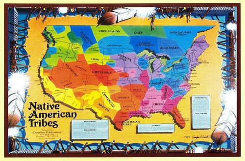 Of The United States Early Native American Tribes Indian Tribe