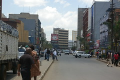 Downtown Nairobi | by Nao Iizuka