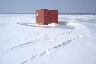 Ice House, White Bear Lake | by scostello22
