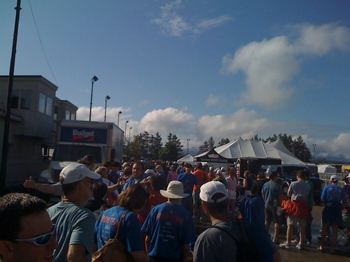 Signing up for IronMan Lake Placid 2009 | by dfeather