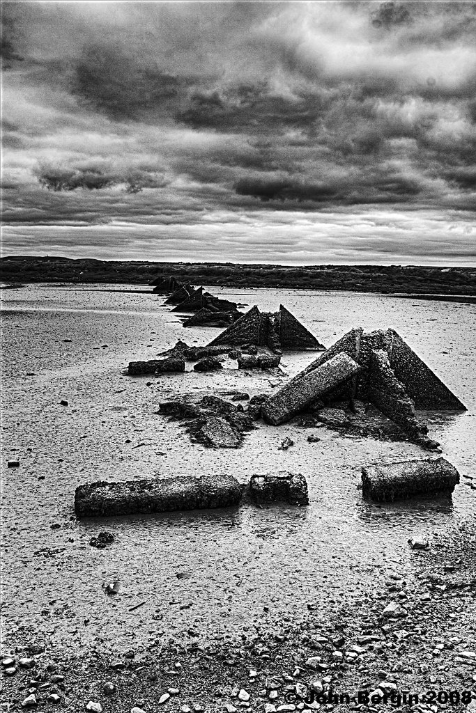 Remains of old race course buildings Tramore. | Tramore has … | Flickr