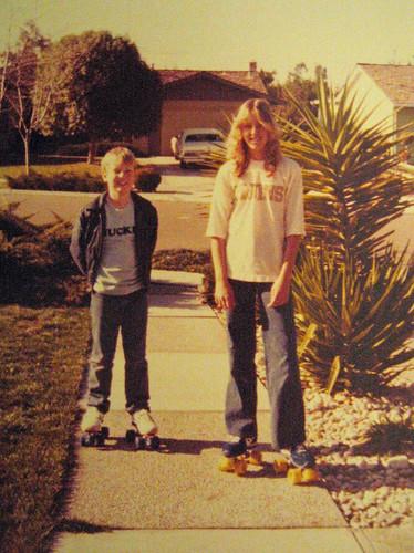 Tennis Shoe Skates For Boys
