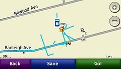 how to change maps on garmin nuvi 255w
