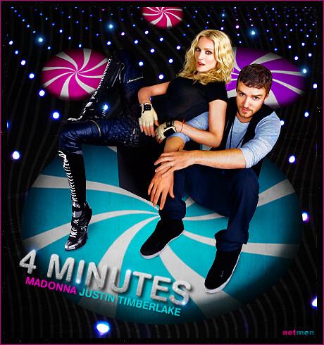 Madonna & Justin - 4 Minutes | Madonna Justin Timberlake 4 M… | Flickr