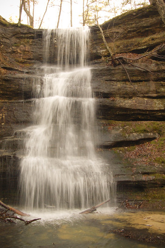 hickory canyon waterfall | by uhoh over