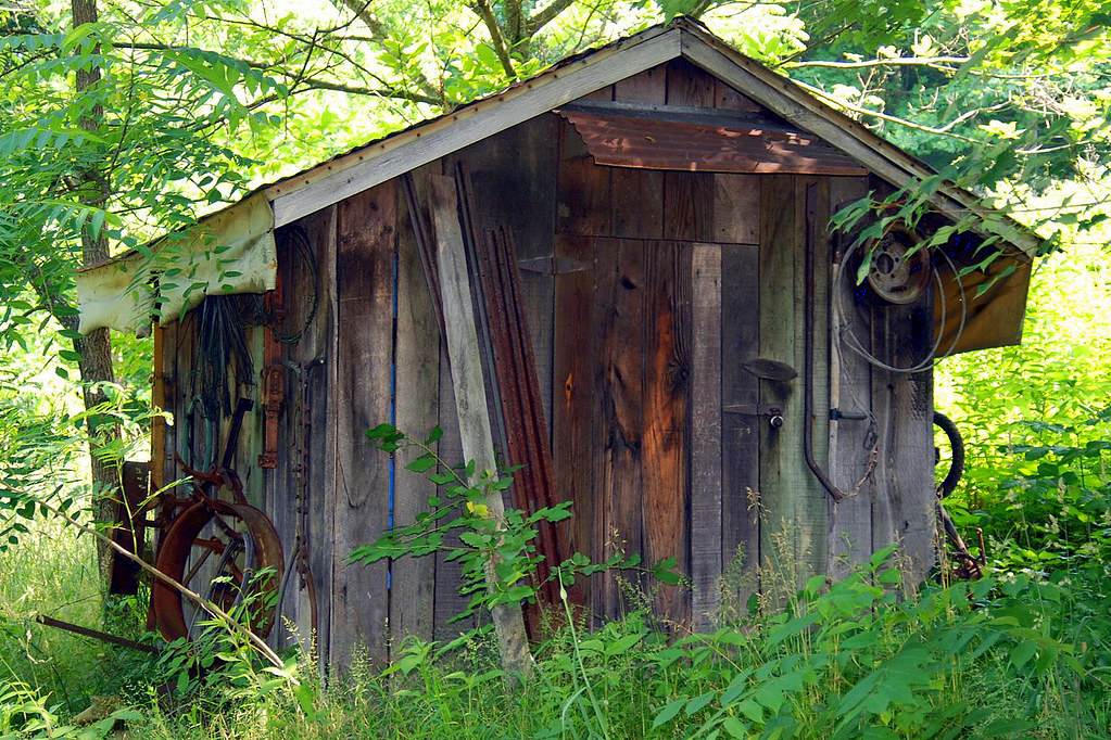 The Old Tool Shed