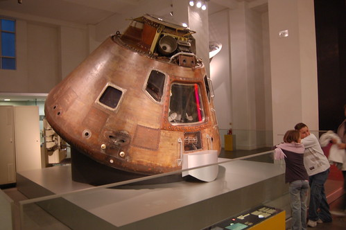 London Vehicle Finder >> Apollo 10 lunar capsule at the Science Museum | Quoting from… | Flickr