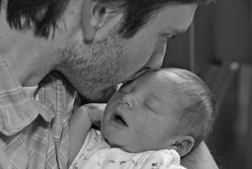 Harrison and Daddy | by The Adventures of Kristin & Adam