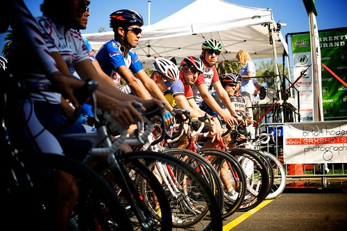 Cat 3 Mens Starting Line | by Gary Rides Bikes