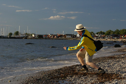 Stone-Skipping on Öland | by flo_p