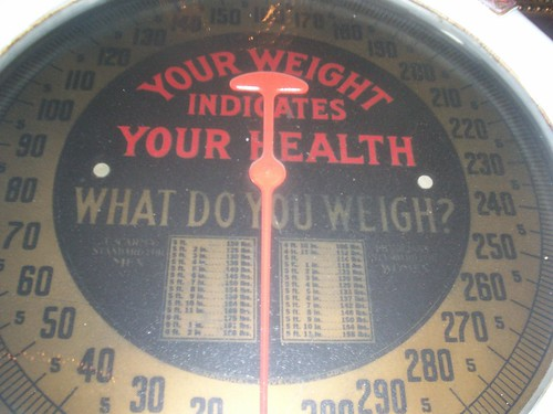 Your weight indicates your health | by sylvar